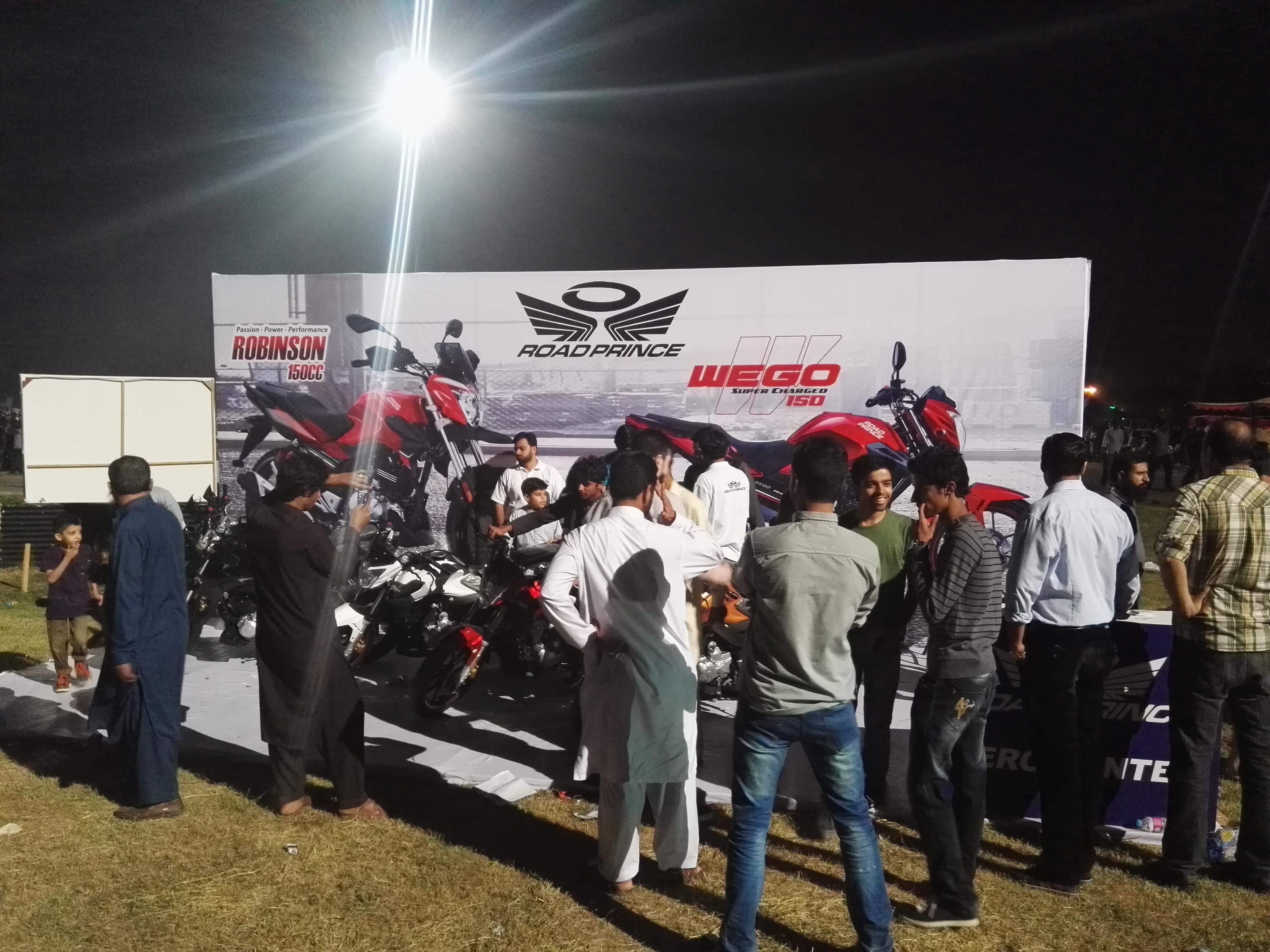 Pakwheels Islamabad Auto show RP
