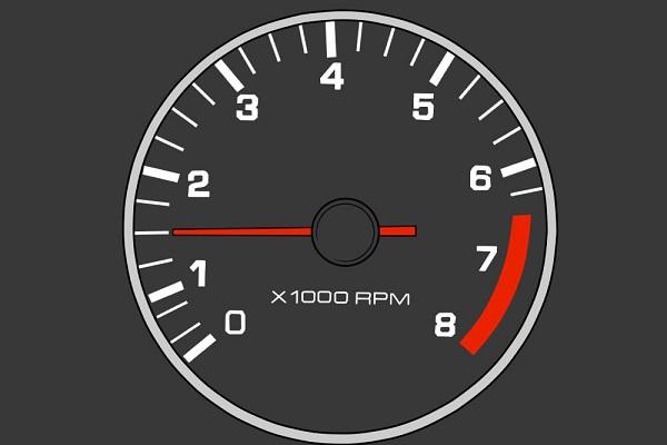RPM Gauge 1