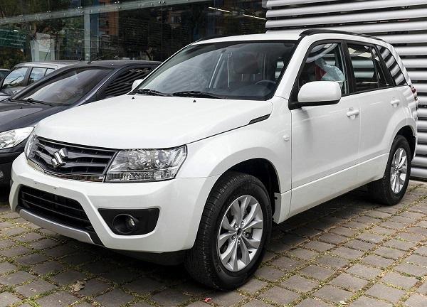 Suzuki Vitara Third Generation