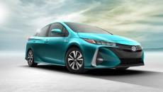 Toyota Prius Prime 2017 front