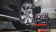 Wheel alignment featured