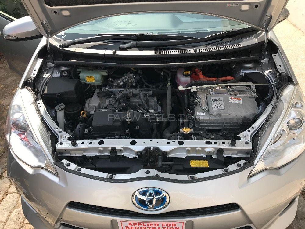 Toyota Aqua Review: Everything You Need to Know - PakWheels Blog