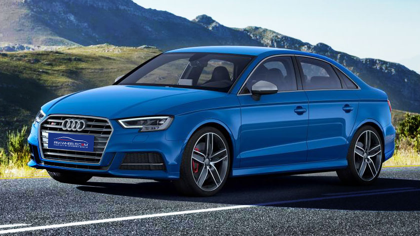 2017 Audi A3 in Pakistan