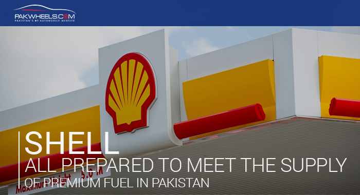 shell pakistan