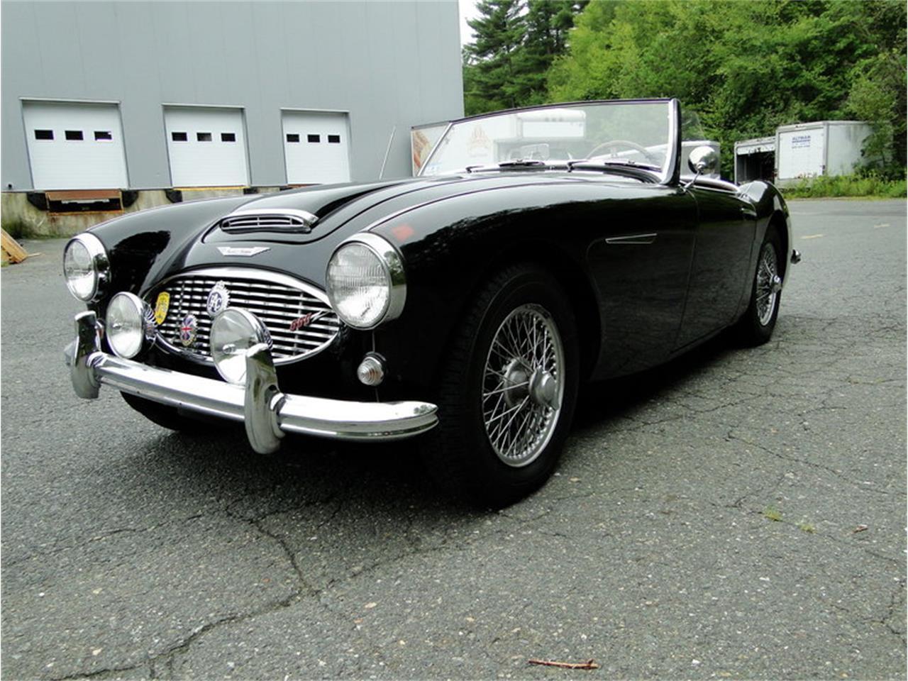 1953-1964 Austin Healey 3000
