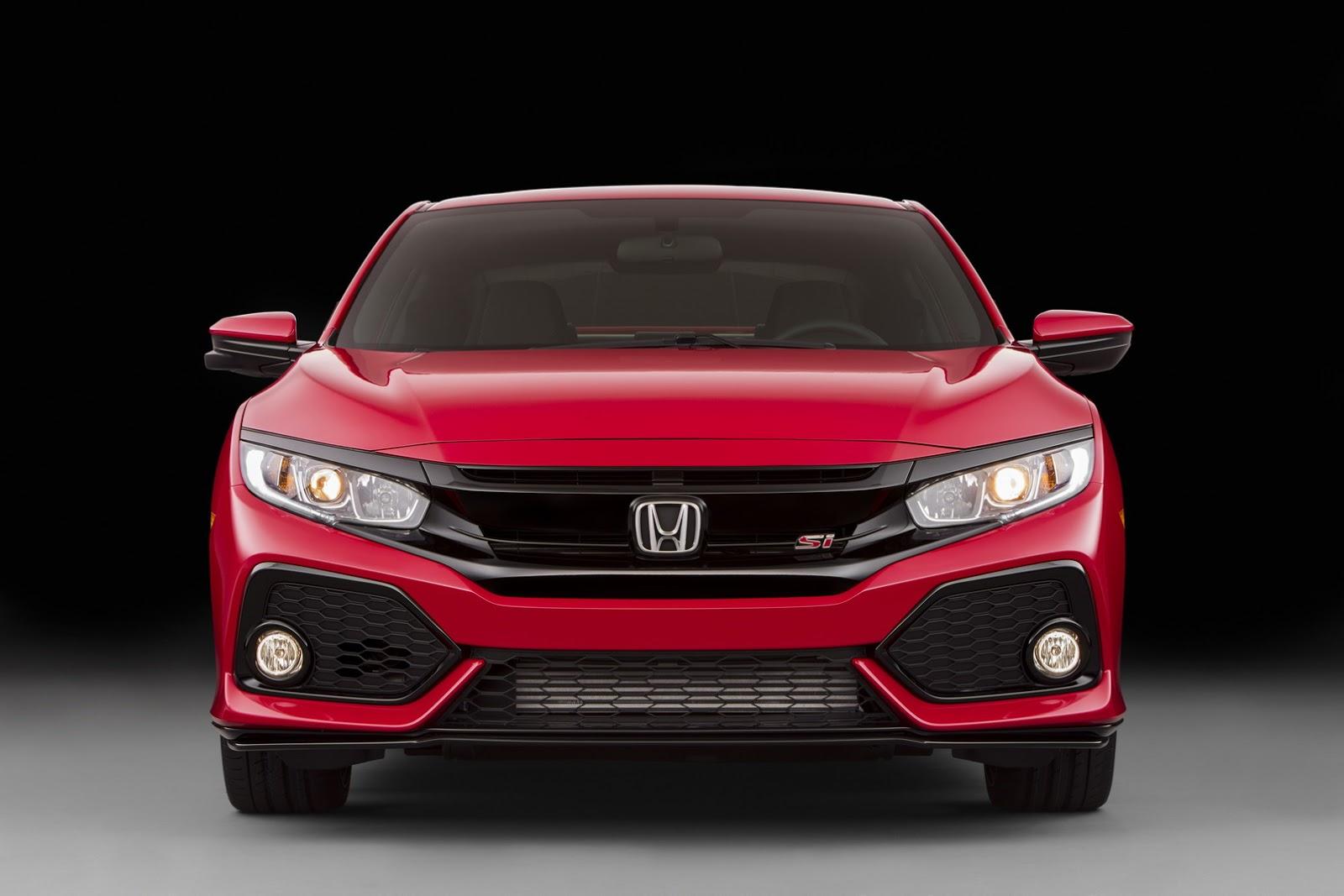 2017-Honda Civic Si-11