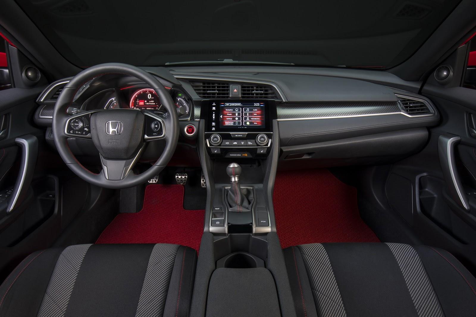 2017-Honda Civic Si-18