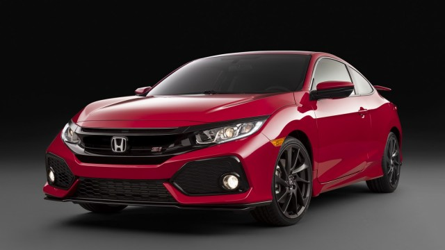 2017-Honda Civic Si-2