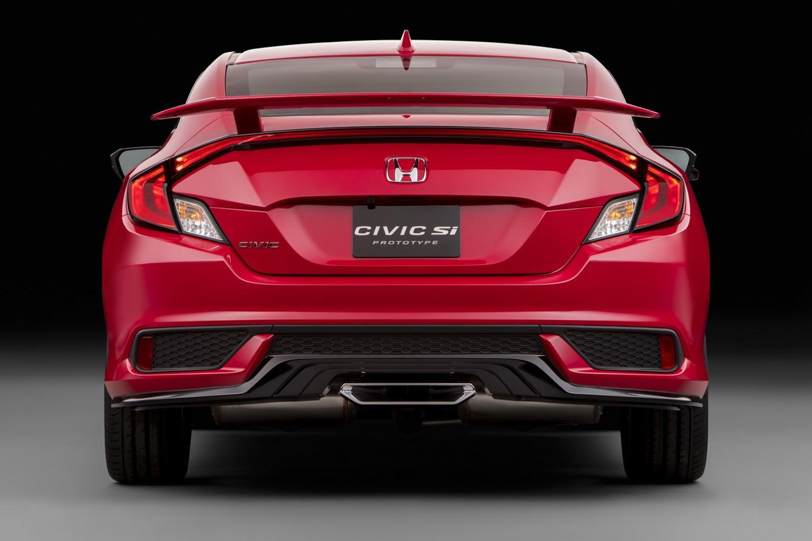 2017-Honda Civic Si-8