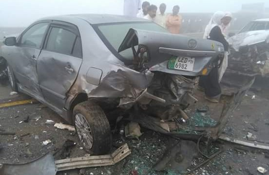 High Country Motors >> More than a Dozen Vehicles Involved in Road Accident on Motorway