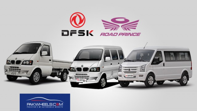 DFSK Roadprince Featured