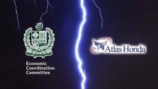 ECC and Atlas Honda Feature
