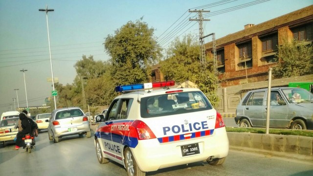 KPK Police Receives Suzuki Swift