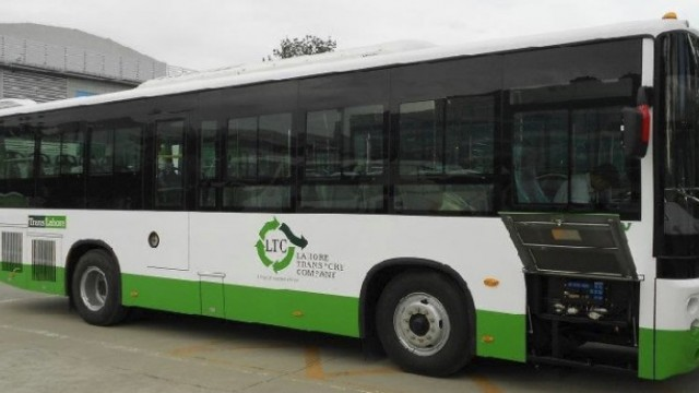 Lahore to Receive an Economical Bus Service