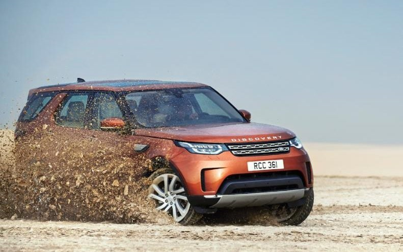 Land Rover Discovery 2017 Featured