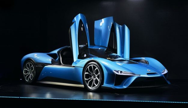 World S Fastest Electric Super Car Unveiled By A Chinese Automaker