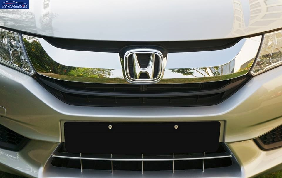 New City Front grill