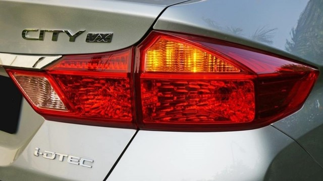 New City tail light