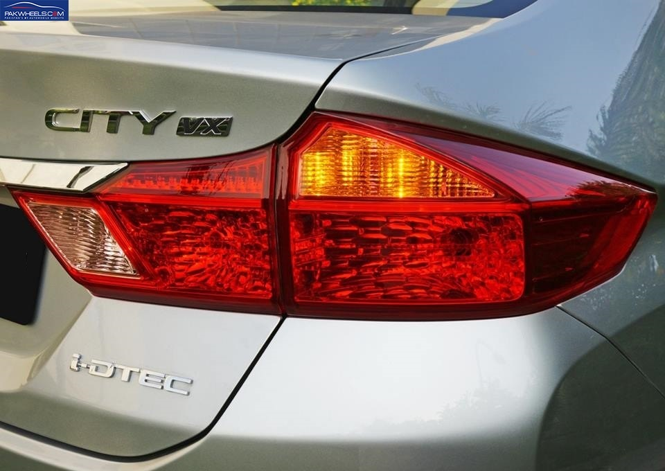 New-city-tail-light