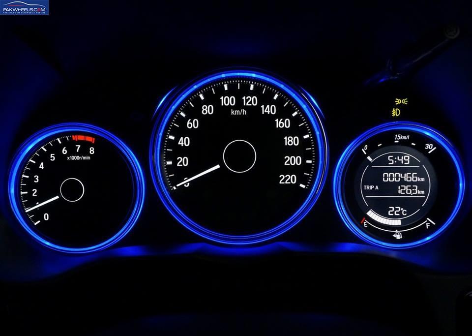 New Steering Dashboard