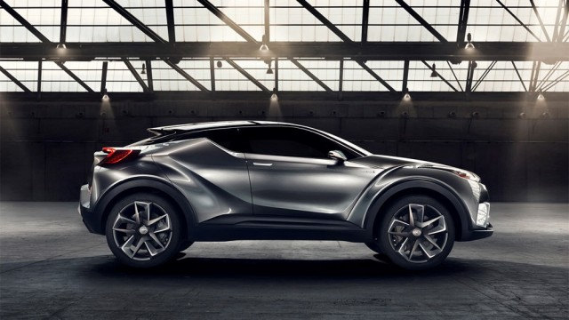 טוב מאוד Much Awaited Toyota C-HR is Now Open for Booking RP-78