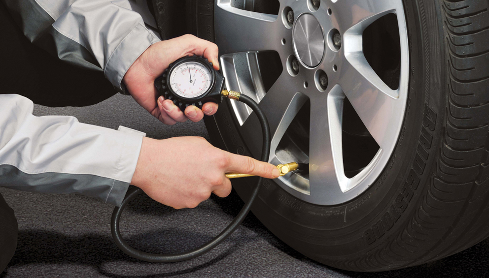 Tyre pressure featured