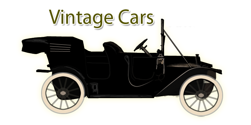 Vintage cars featured