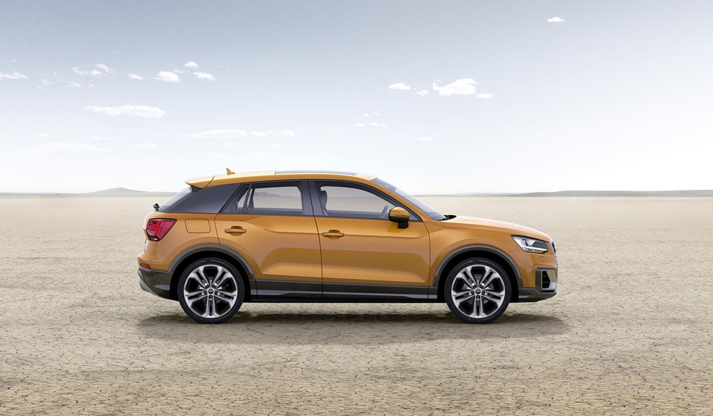 Audi Q2 to be launched in Pakistan in 2017
