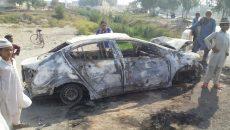 Multan Accident