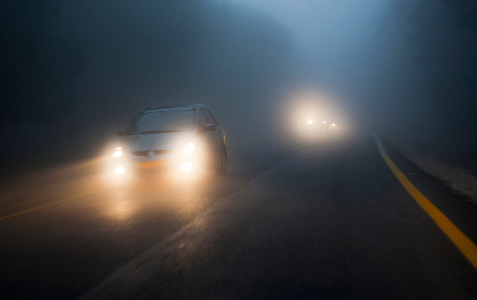Are Black Cars Dangerous To Drive At Night