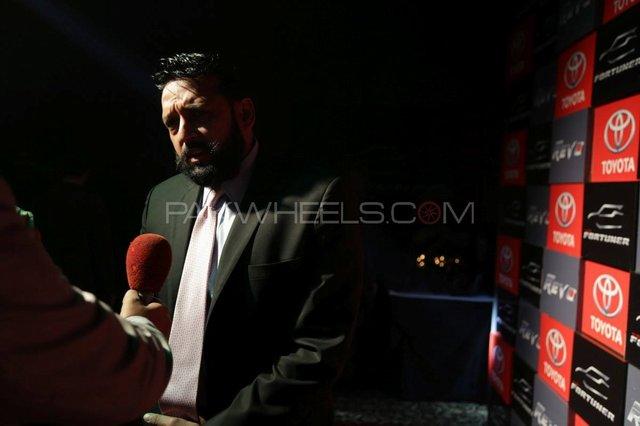 Ali Asghar Jamali