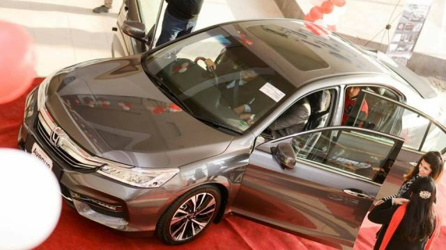 Lahore 17 December 2016 Honda Atlas Cars Pakistan Limited Sets A New Benchmark For An Executive Sedan With The Launch Of All Accord