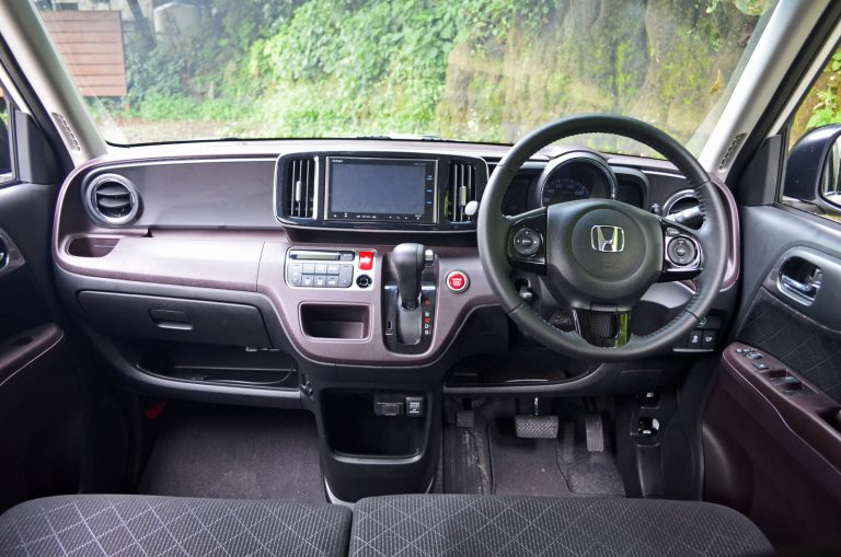 Honda N-One: Test Drive & Review
