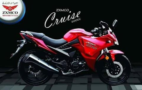 Zxmco Pakistan Launches The All New 200cc Cruise Priced