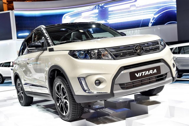suzuki vitara 2018 prices in pakistan pictures and reviews pakwheels. Black Bedroom Furniture Sets. Home Design Ideas