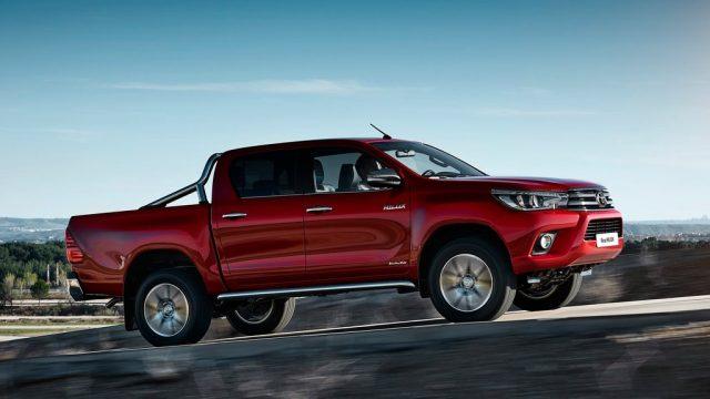 The Clash Of Pickup Trucks: Toyota Revo Vs Volkswagen