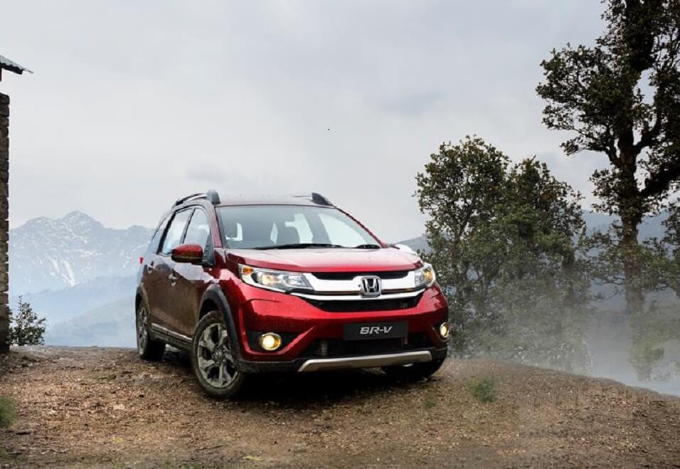 Honda Atlas To Start Pre Booking Of Br V In Pakistan