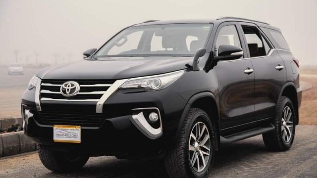 Review toyota fortuner