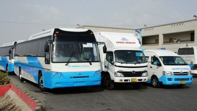 Daewoo to Become stan's First Listed Bus Service on Stock Exchange