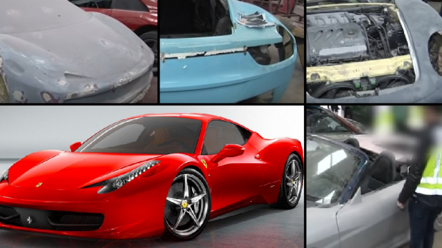 Fake Ferrari And Lamborghini Manufacturers Arrested