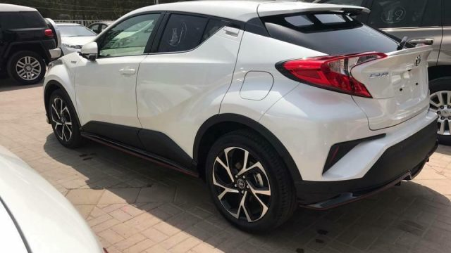 Meet Pakistan's First Toyota C-HR - News/Articles ...