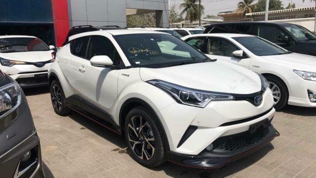 Meet Pakistan's First Toyota C-HR