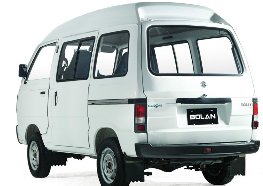 Suzuki Carry Van Price In Pakistan