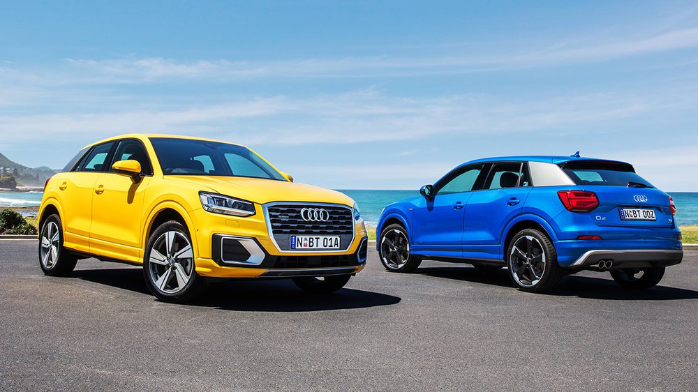 Things You Need To Know About The Recently Launched Audi Q In - Audi car q2