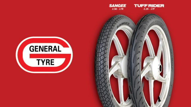 General Tyre Introduces Tubeless Tyres for Motorcycles in