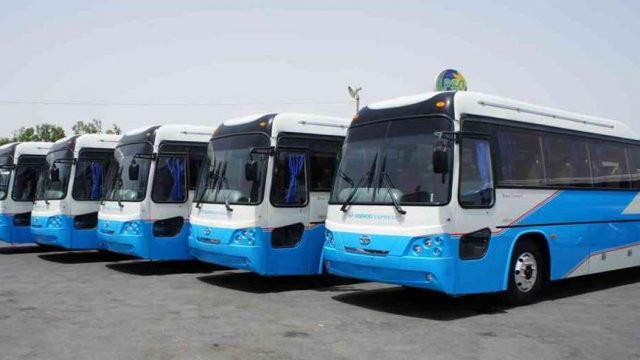 new-daewoo-bus