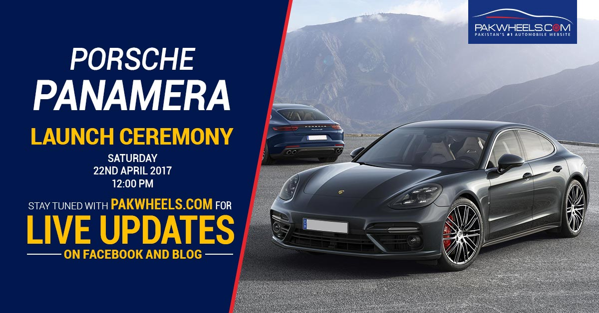 Porsche Panamera 2019 Prices In Pakistan Pictures Reviews Pakwheels