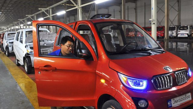 Another Chinese Manufacturer Plans To Launch Electric Hybrid Cars In Stan
