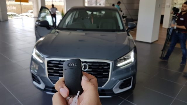 Audi Q2 Launch in Karachi