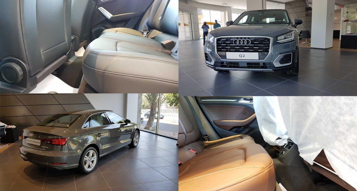 Dimensions Audi A3, Audi Q2